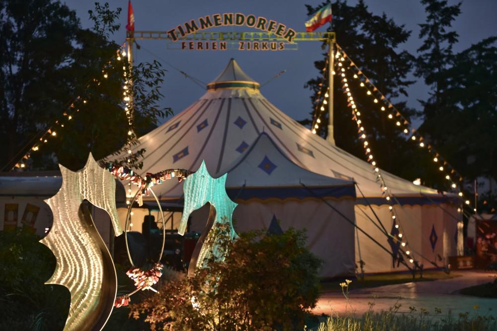 Timmendorfer strand circus